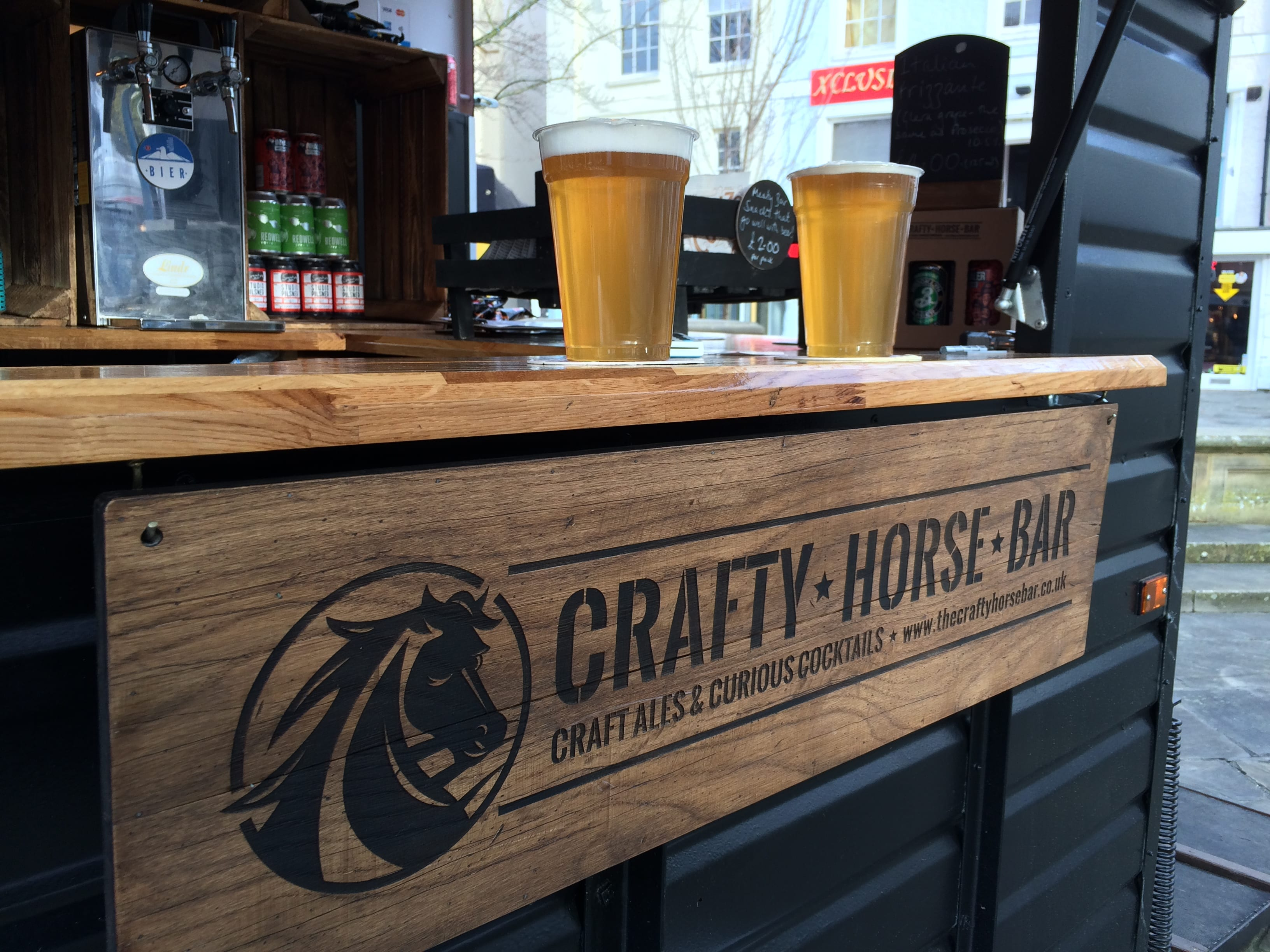 Brighton - Crafty Horse Bar