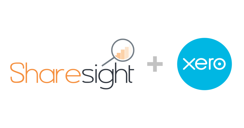 Sharesight + Xero - Featured