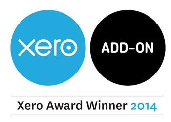 Xero Add-On Partner of the Year 2014