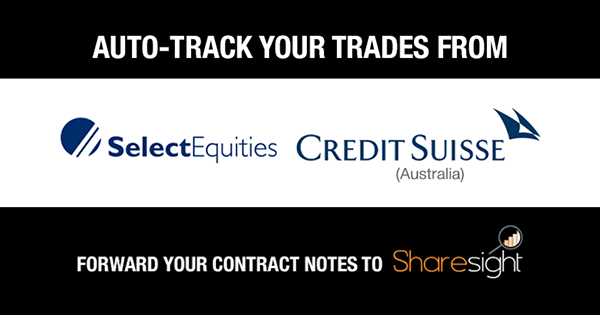 Select Equities & Credit Suisse - featured