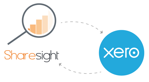 Xero Cash for Sharesight