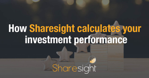 How sharesight calculates your investment performance