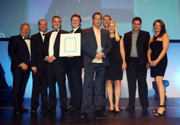 2015 NZ Xero Add-on Partner of the Year – Spotlight Reporting