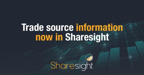 Trade source Sharesight