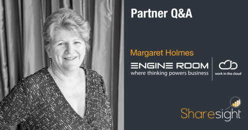 featured - Q&A: Margaret Holmes of Engine Room Chartered Accountants