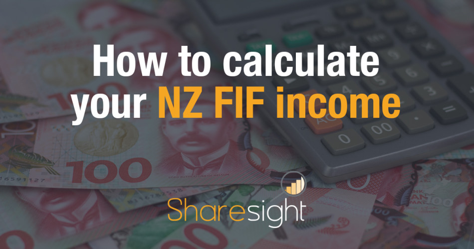 featured - How to calculate your NZ FIF income