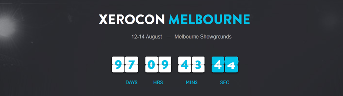 Xerocon 2015 Melbourne