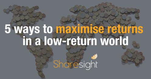 ways to maximise investment returns