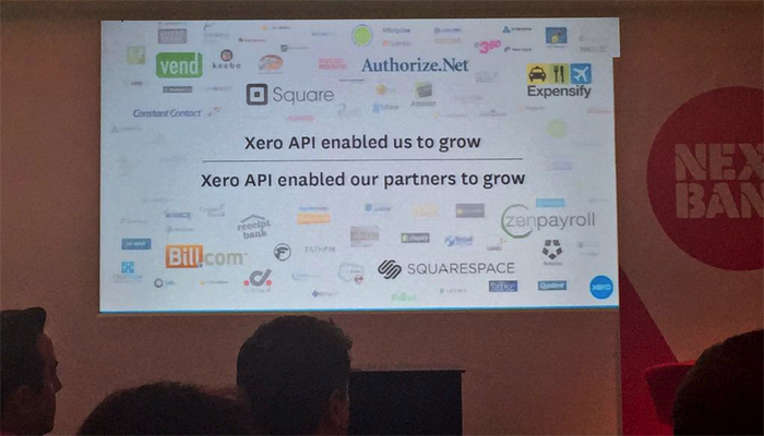 Next Bank Sydney: Xero Add-Ons