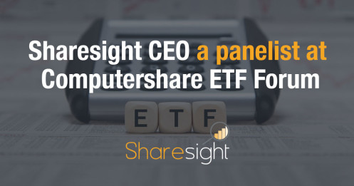 Computershare ETF Event Sharesight