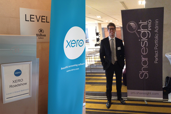 Greetings from the Sydney Xero Roadshow