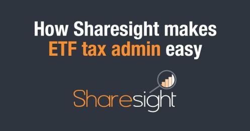 ETF Tax Admin EOFY
