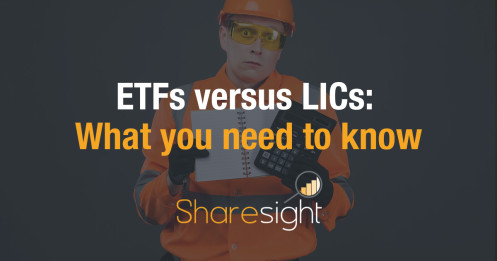 ETF vs LIC differences