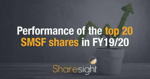 Top SMSF shares