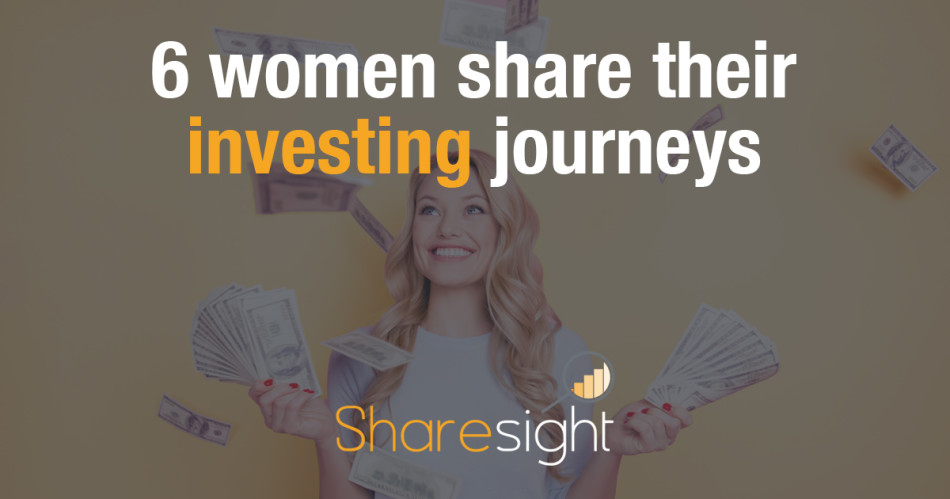featured - 6 women share their investing journeys