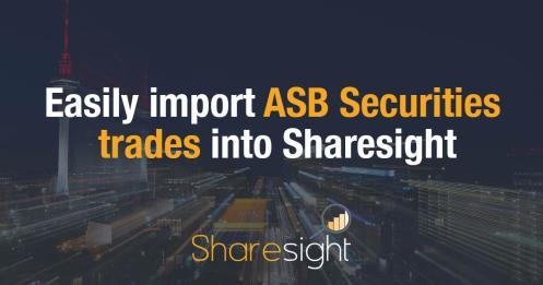 ASB Securities Sharesight