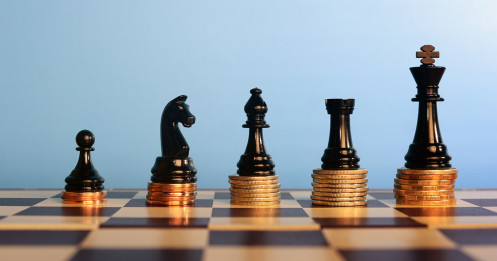 featured - chess + coins