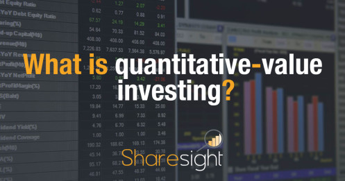 What is quantitative-value investing