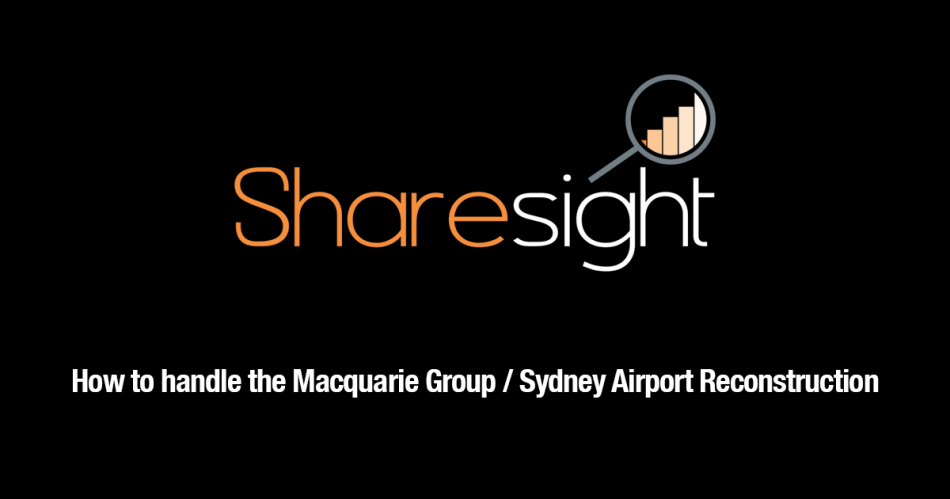 Macquarie Group / Sydney Airport reconstruction - featured