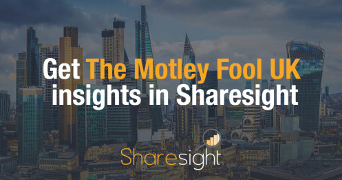 The motley fool UK Sharesight