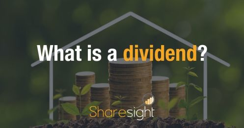 What is a dividend (1)