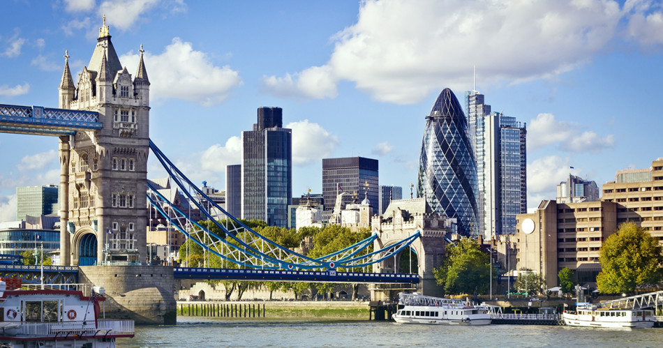 featured - London - Financial District