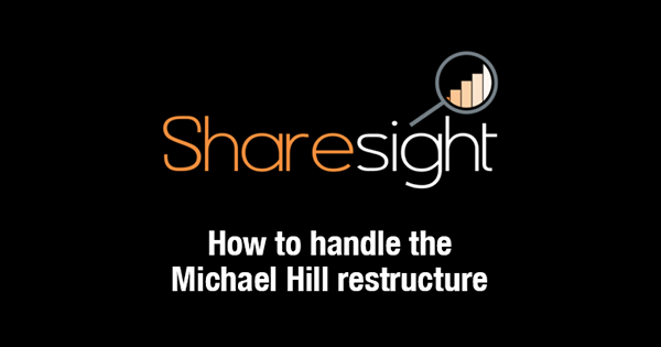 Michael Hill restructure