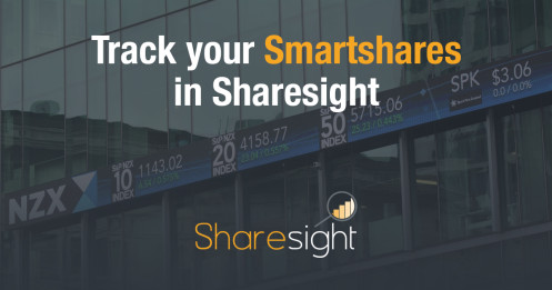 Track your Smartshares in Sharesight - featured