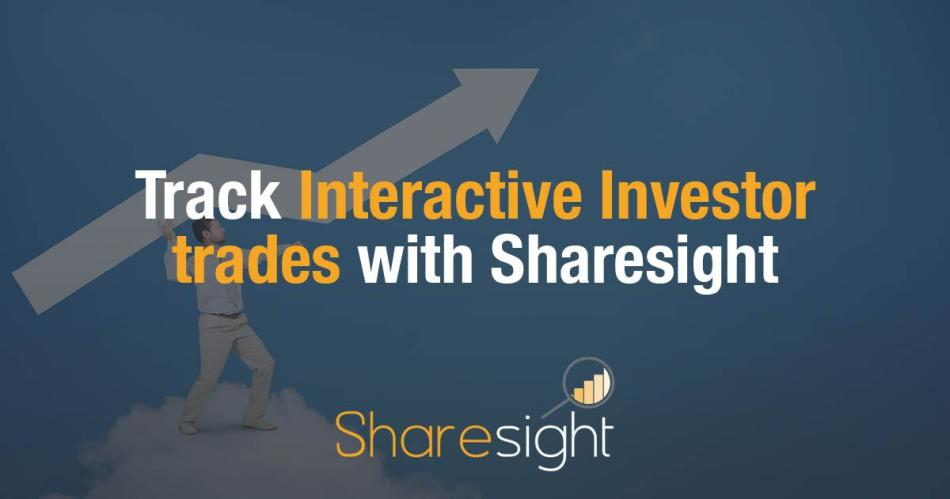 Track Interactive Investor trades - featured