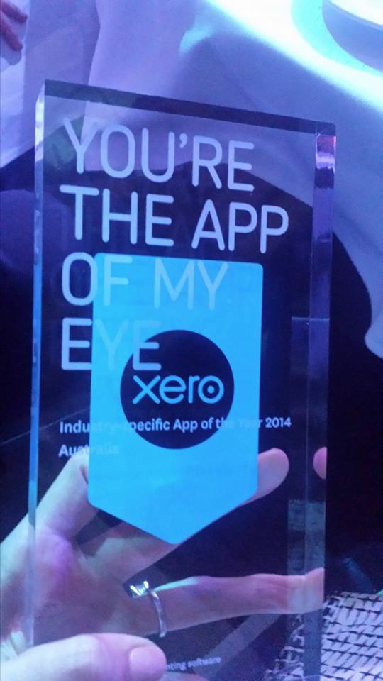 Sharesight Xero Add-On Partner of the Year