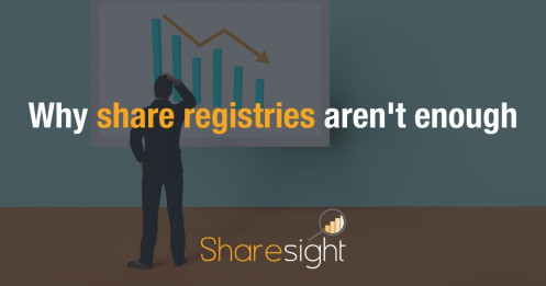 Why share registries aren't enough