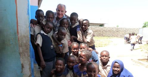 featured - KES Kenya - tony & kids