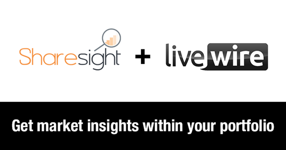 Livewire + Sharesight - Featured