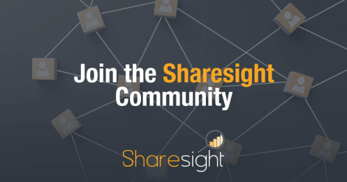 Join the Sharesight Community