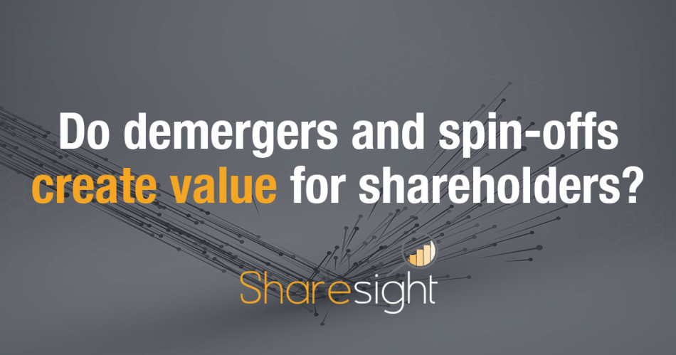 do-demerrgers-create-value-shareholders