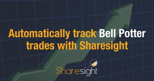 Automatically track Bell Potter trades