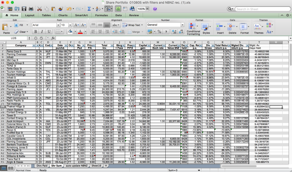 screenshot - Tony's spreadsheet