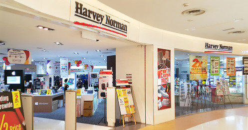 featured - Harvey Norman