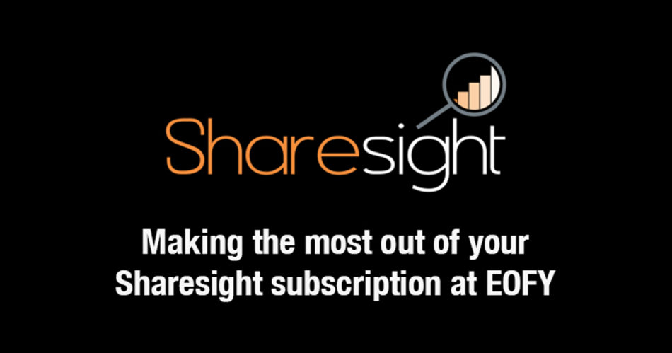 Making the most out of your Sharesight subscription at EOFY 2016 - Featured