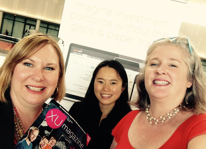 2015 Xero Roadshow - Vanessa Lulu Heather Smith