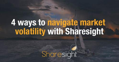 4 ways to navigate market volatility sharesight