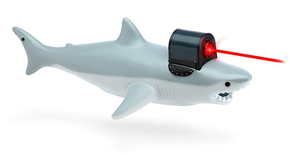 Shark Laser - featured