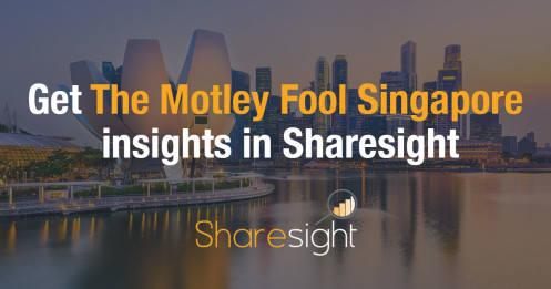Get The Motley Fool Singapore insights in Sharesight