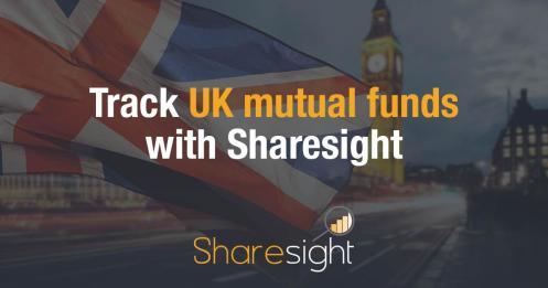 Sharesight UKmutualfunds 0