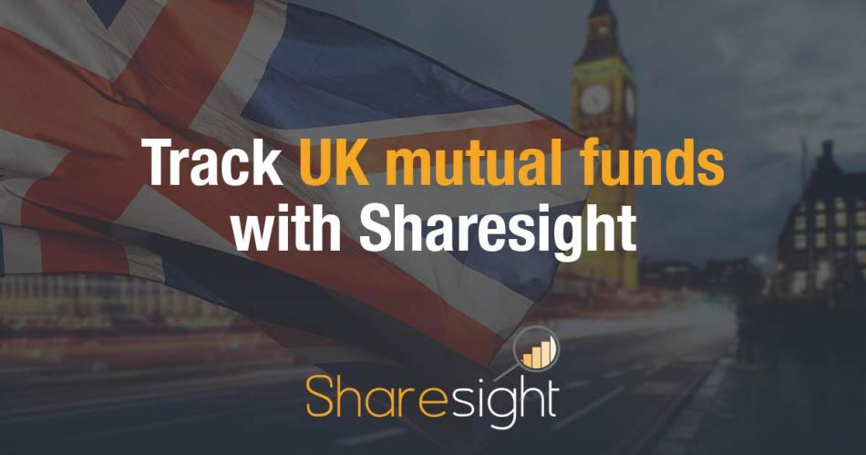 Sharesight UKmutualfunds 0