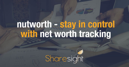 nutworth net work tracking sharesight