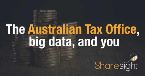Australian tax office big data investing