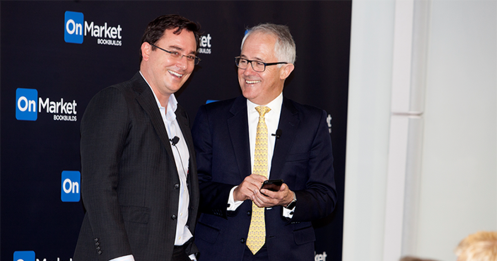 Malcolm Turnbull API - Featured