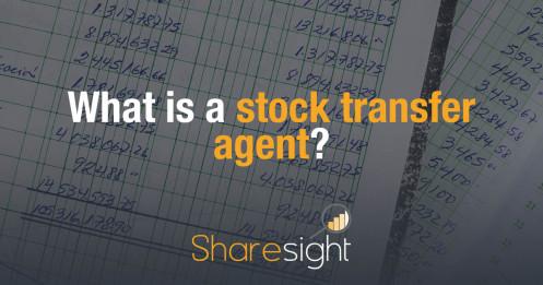 Stock Transfer Agent USA