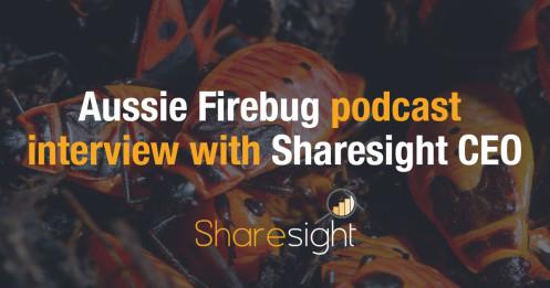 Aussie firebug sharesight FIRE